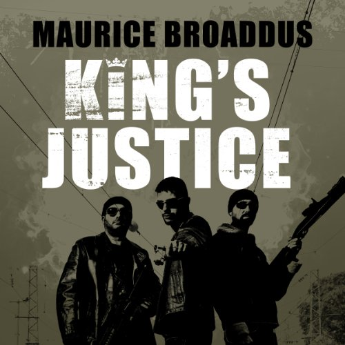 King's Justice audiobook cover art
