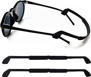 Sponsored Ad - Glasses Strap for Women Men, Premium Anti-slip Silicone Eyeglass Chain Eyewear Retainers Lanyard Retainer, ...