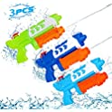 3-Pack KMV Super Soaker Water Blaster Squirt Guns