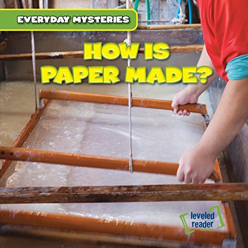 How Is Paper Made? (Everyday Mysteries)