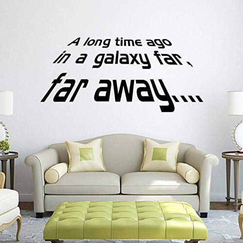 Proverbios de personajes Pegatinas de pared Sala de estar Dormitorio Habitación de niños Decoración de la pared Etiqueta de la pared Etiqueta de la pared Etiqueta de la decoración 57x55cm