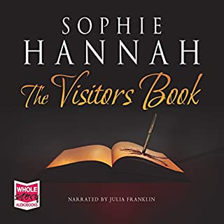 The Visitors Book cover art