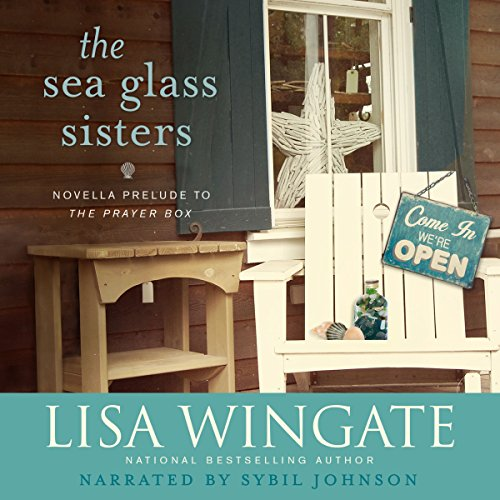 The Sea Glass Sisters audiobook cover art