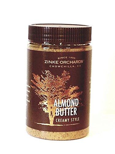Zinke Orchards Creamy Almond Butter