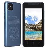 Smartphone com tela de 4,66 polegadas, processador poderoso unissex para Android 4.4.2(azul)