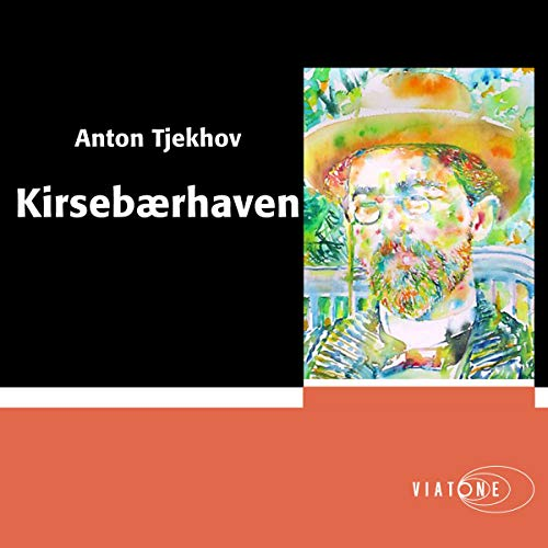 Kirsebærhaven [The Cherry Orchard] audiobook cover art