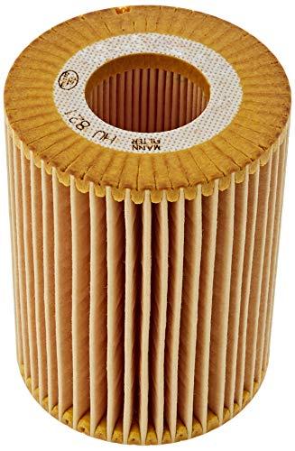 Original MANN-FILTER Ölfilter HU 821 X – Ölfilter Satz mit Dichtung / Dichtungssatz – Für PKW