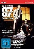 Ed McBains 87. Polizeirevier Collection / Drei spannende Romanverfilmungen (Wettlauf mit einem...
