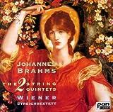 Johannes Brahms: Streichquintette Op. 88 & 111 / Abendständchen op. 42,1 / Nachtwache 1 op. 104,1 - Wiener Streichsextett