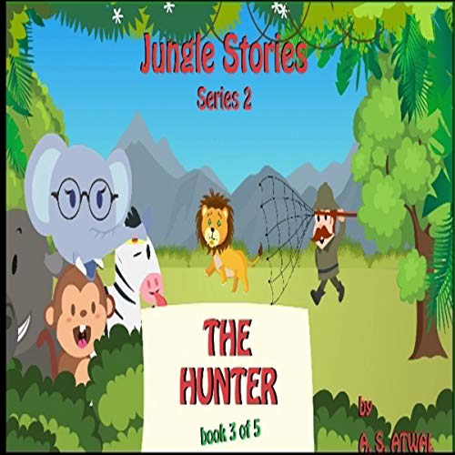 The Hunter: Series 2 audiobook cover art