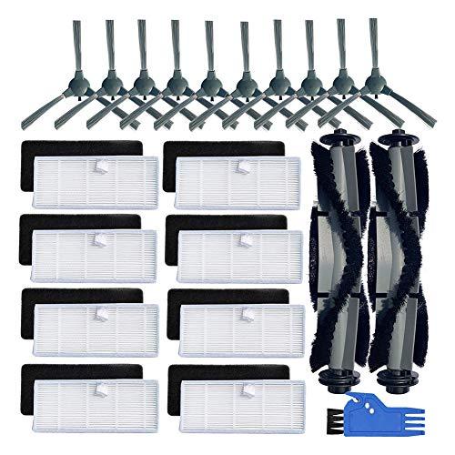 HLPIGF Accesorios de Piezas de Repuesto Compatibles para Coredy R300 R550 R3500 R650 R750 GOOVI 1600PA Bagotte BG600
