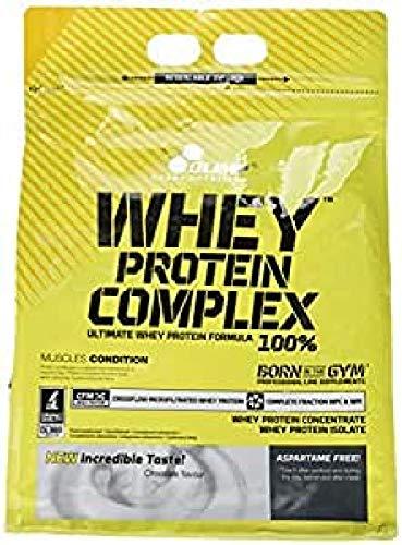 Olimp Sport Nutrition Whey Protein Complex 100%, Cioccolato - 2.27 Kg
