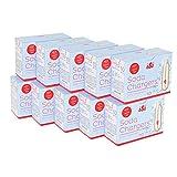 グリーンハウス 炭酸カートリッジ100本セット ホワイト W18 × D18 × H65 (mm) ツイスパソーダ SODAA-CH100A 10個セット