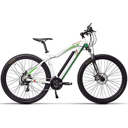 COKECO 29 Inch Electric Bike for Adults, Commuting Ebike with 13AH Battery, 350W Motor Electric Mountain Bike, Electric Mountain Bike Stealth Lithium Battery Moped