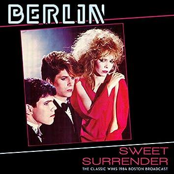 Sweet Surrender (Live 1984)