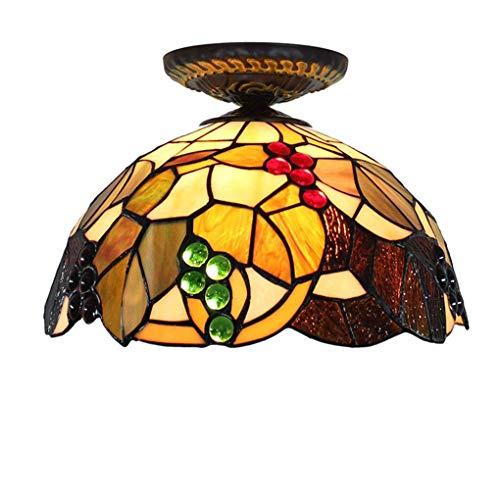 Vid tafellamp voor een gunstige prijs nachtlampje kroonluchter van glas hanglamp wandlamp plafondlamp creatieve Europese 12 inch