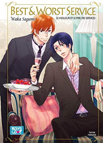 Best and Worst service - Livre (Manga) - Yaoi