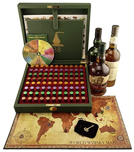 Kit Maestro Aromas del Whisky - 88 Aromas