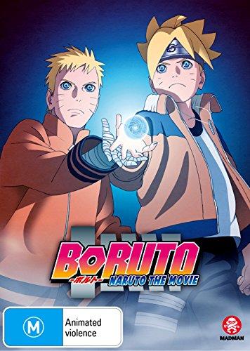 Boruto: Naruto The Movie [Edizione: Australia] [Italia] [DVD]