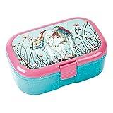 Glitzer-Lunchbox * LUNABELLE EINHORN mit FOHLEN * für Kinder von Lutz Mauder | 10655 | Perfekt für...