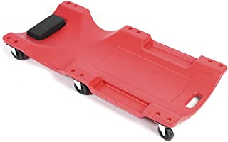 Car Creepers, 40in Automotive Thickened Creepers Sleeping Lying Board 350lb Capacity Car Vehicle Repairing Tool