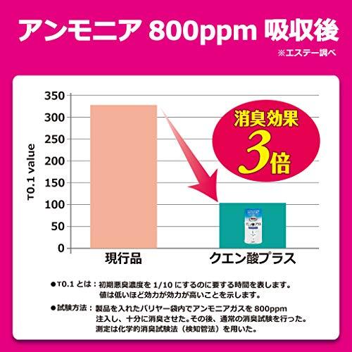 トイレの消臭力クエン酸プラス消臭芳香剤トイレ用トイレクリーンソープ400ml