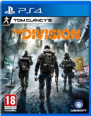Tom Clancy's The Division (PS4) (輸入版)