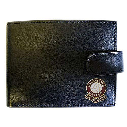 Manchester United Football Club Genuine Leather Wallet