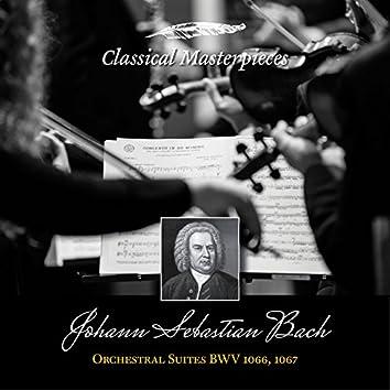Johann Sebastian Bach: Orchestral Suites BWV1066-1067 (Classical Masterpieces)