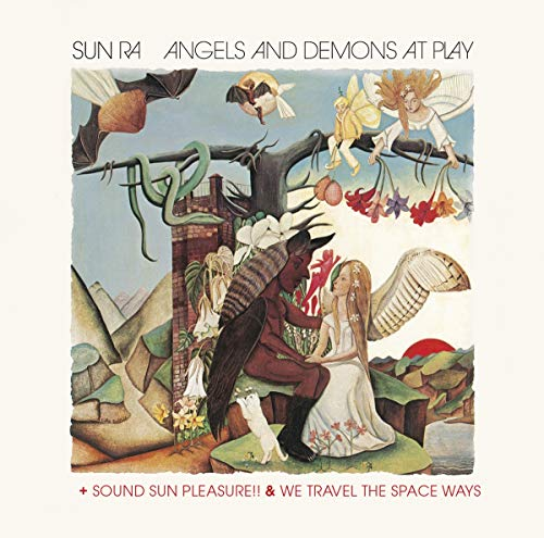 Angels And Demons At Play (+ Sound Sun P