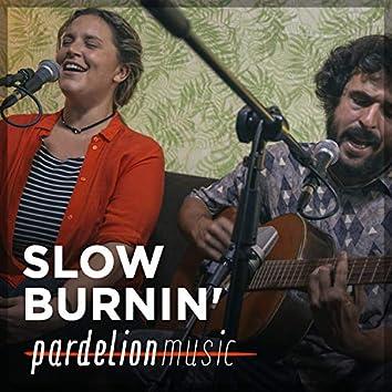Slow Burnin' Live On Pardelion Music