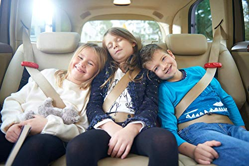 Smart Kid Belt Pocket Size Car Seat Booster Group 2 / 3 For Kids 4 - 12 Years Old EU ECE R44 Certified EU Road Legal