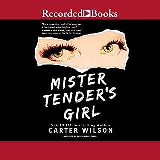 Mister Tender's Girl audiobook cover art