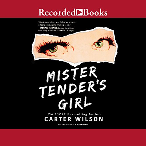 Mister Tender's Girl audiobook cover art