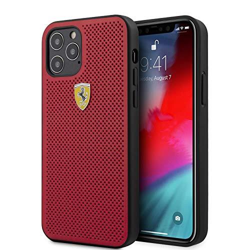 Funda Escudería Ferrari para iPhone 12 (6,7 pulgadas) nueva excepcional