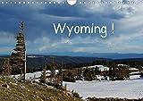 Wyoming! (Wandkalender 2020 DIN A4 quer): Eine Reise durch Wyoming, Land der Cowboys (Monatskalender, 14 Seiten )
