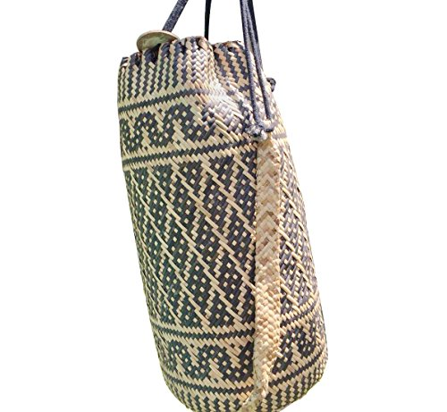 LUZAL Bali Tasche, Bali Bag, Borneo Tasche, Borneo Bag, Ajat, Rattan Bag, Borneobackpack