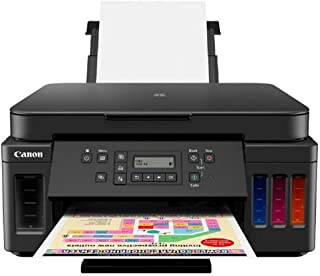 Canon PIXMA G6065 Megatank Multifunction Inkjet Printer