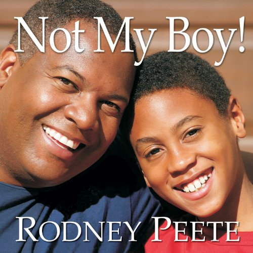 Not My Boy! audiobook cover art