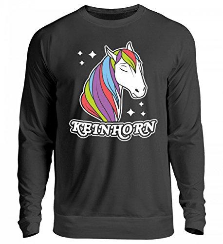 Chorchester Hoogwaardige unisex pullover - Keenhoorn - voor alle eenhoornfans!