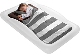The Shrunks Indoor Toddler Travel Bed with Electric Pump, Multicolour (85001)
