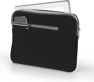 Case Pocket Preto E Cinza Para Notebook Até 14 - BO207