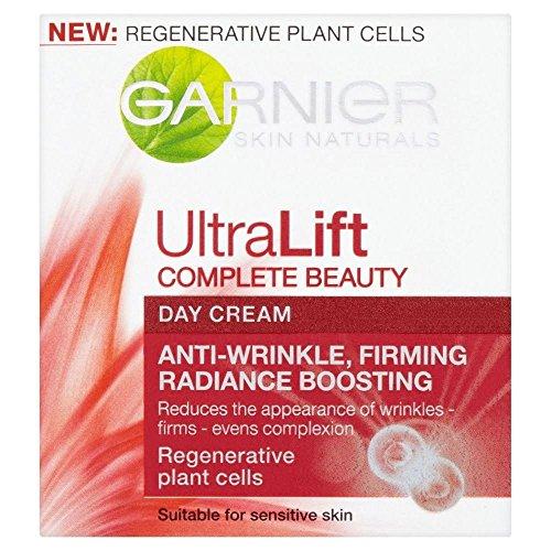Garnier Skin Naturals Ultra-Lift Anti-Falten Tagescreme (50 ml) - Packung mit 6