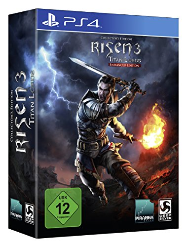 Risen 3: Titan Lords - Enhanced Collector's Edition (exkl. bei Amazon.de)