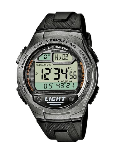Casio Collection Unisex Armbanduhr W-734-1AVEF