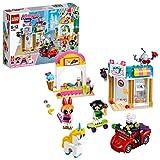 LEGO Powerpuff Girls - Mojo Jojo Strikes, Juguete de Construcción Divertido de las Super Nenas con Muñecas de Blossom y Buttercup (41288)