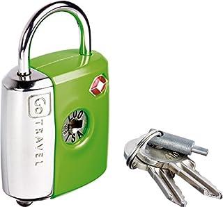 Design Go Dual Combi Key Lock Green, One Size