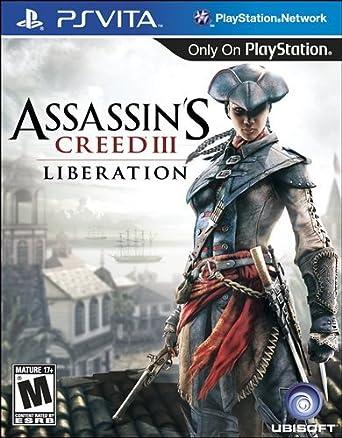 Assassins Creed Iii Liberation psvita