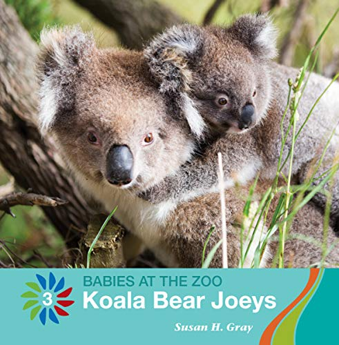 Koala Bear Joeys (21st Century Basic Skills Library: Level 3: Babies at the Zoo) (English Edition)