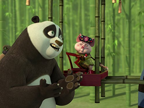 Die Prinzessin und der Panda